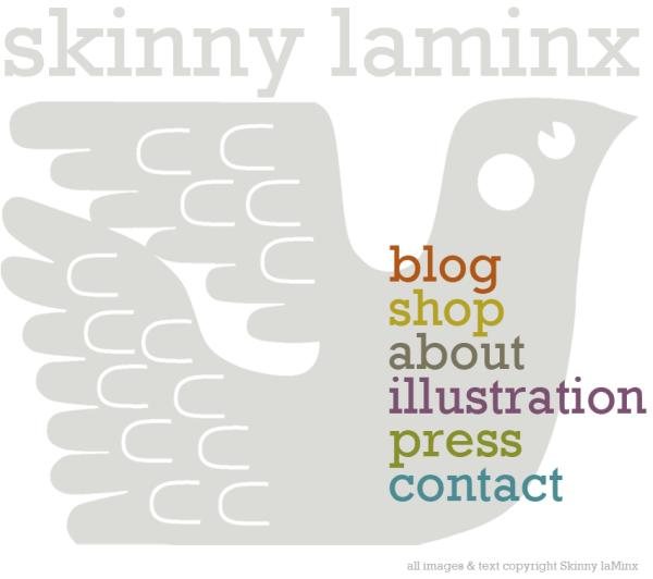 skinnylaminx home page